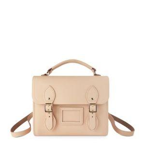 Cambridge Satchel Company Barrel Backpack Leather